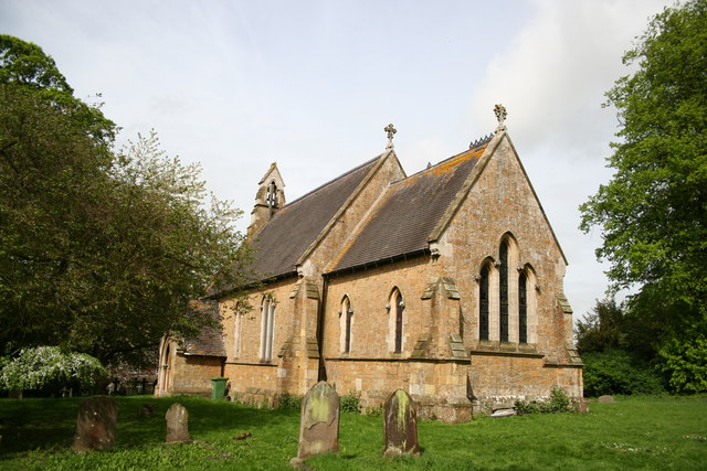 St.Martin's church, East Ravendale, Lincs.