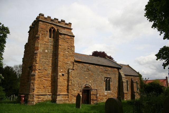 St.Mary's church, Hatcliffe, Lincs.