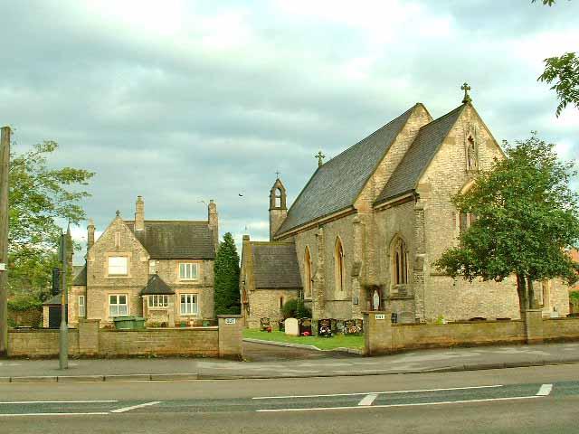 Carlton Nr Goole, Roman Catholic Church of St Mary's