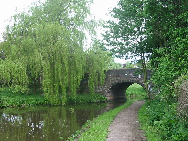 Caldon Canal at Birches Head