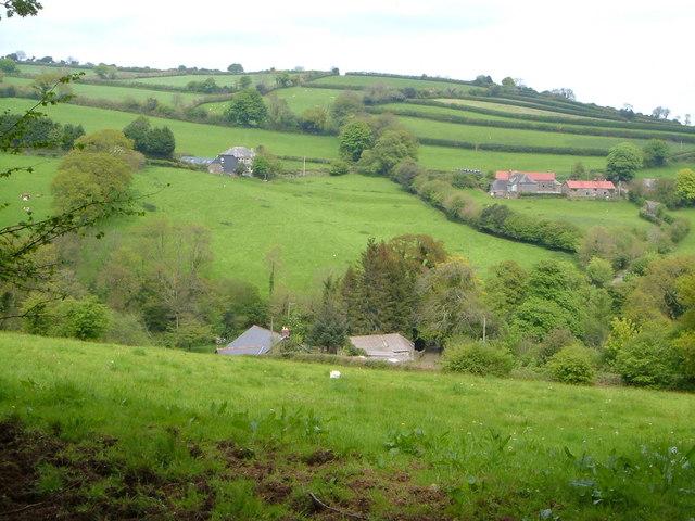 Owley Corn Mill and Bullhornstone Farm
