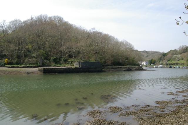 Quay at Forder