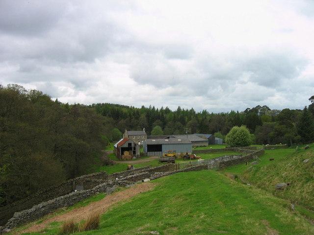 Burntshield Haugh Farm