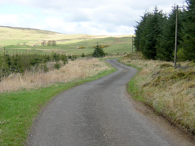 Road to Earl's Hill