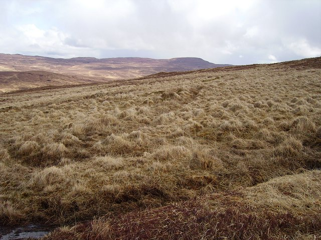 Northern slopes of Beinn an Eoin