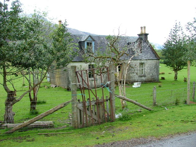 Abandoned Croft House