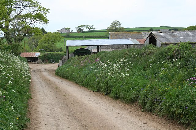South Trewint Farm
