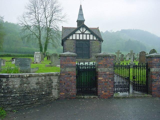 Wigmore - Cemetery