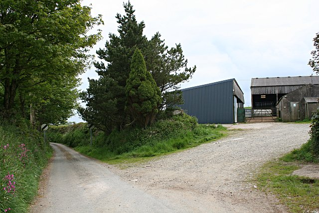 South Pengover Farm