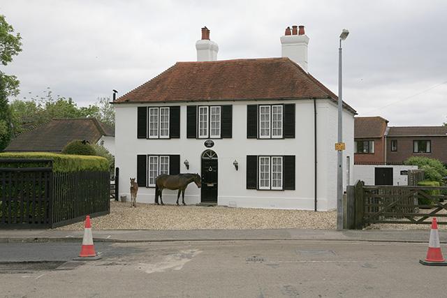 Greatham House, Brockenhurst