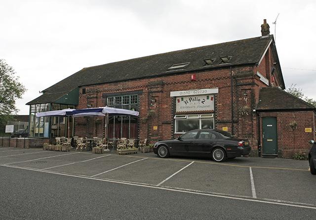 Il Palio 2 restaurant, Brockenhurst