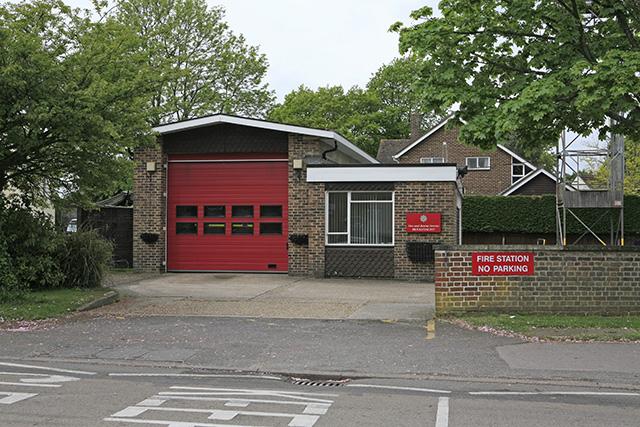 Fire Station, Brockenhurst