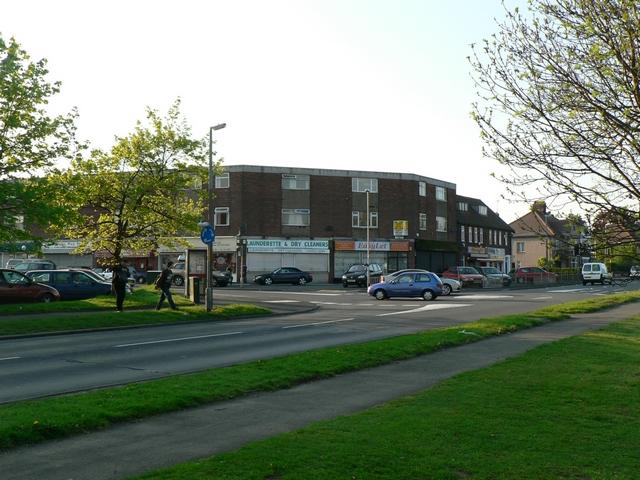 Spen Lane & Butcher Hill, West Park