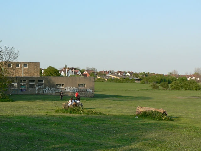 West Park Centre & Playing Fields, West Park