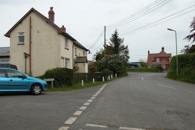 Bush Corner, Ashreigney