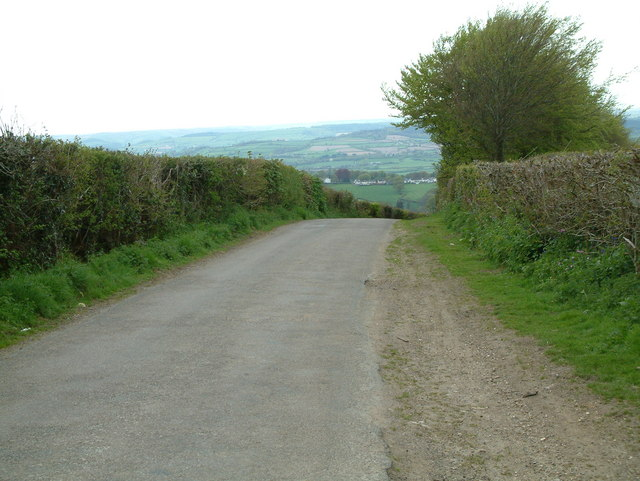 Stammery Hill, Devon