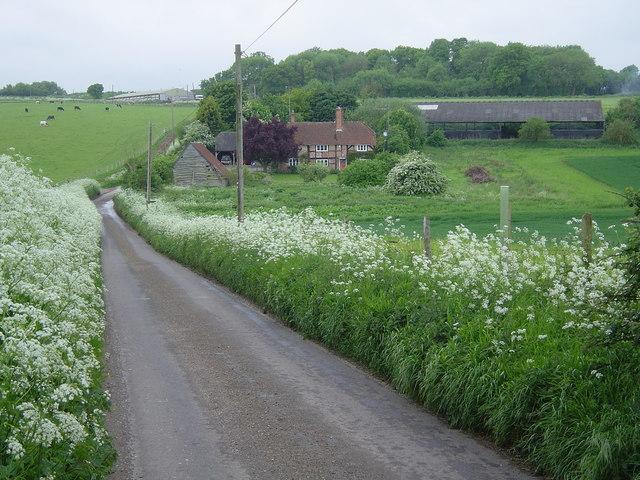 Little Dean Farm, Upton Grey