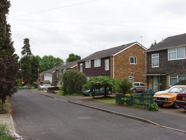 Ongar Close, Rowhill, near Addlestone
