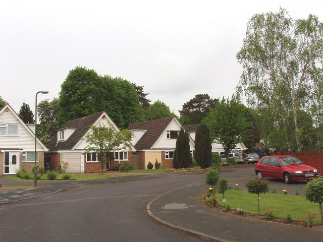 Aprilwood Close, Woodham