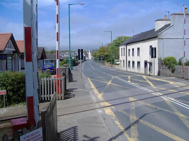 Station road, Ballasalla, Isle of Man