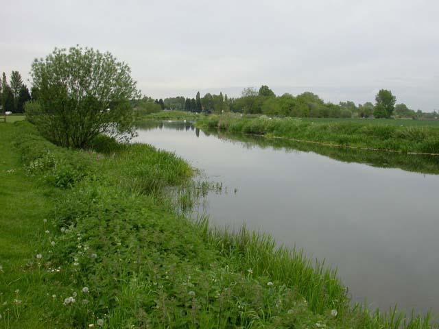The Nene River