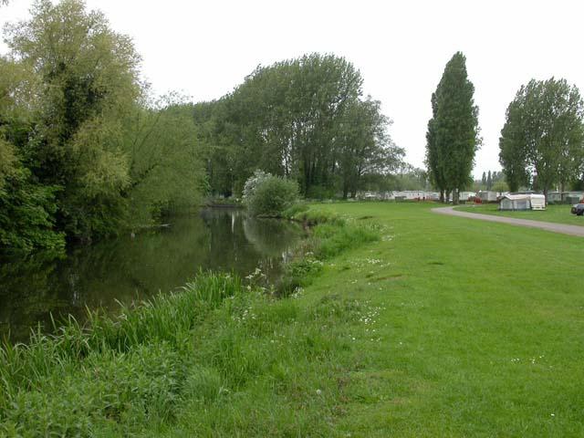 Billing Aquadrome on the Nene