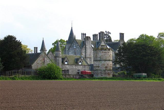 Elvingston House and Doocot