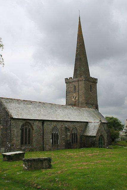 Menheniot Church