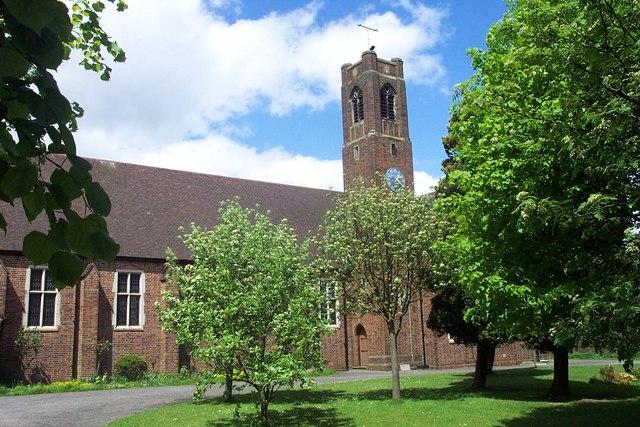 St. John's Church, Essington