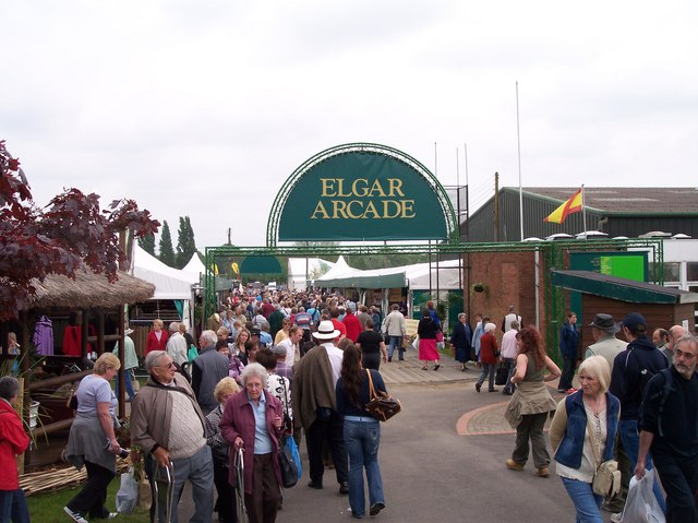 Three Counties Showground, Malvern - Spring Garden Show