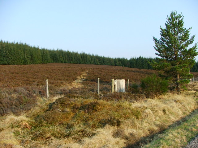 Caiplich Prehistoric Settlement