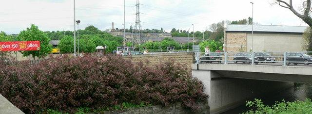Savins Mill Way, Kirkstall