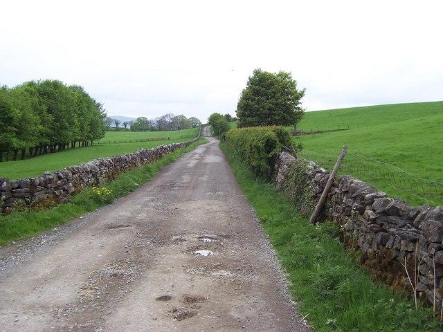 Moorber Lane