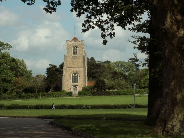 St. Mary the Virgin church, Latton, Harlow, Essex