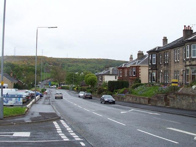 Caplethill Road, Paisley