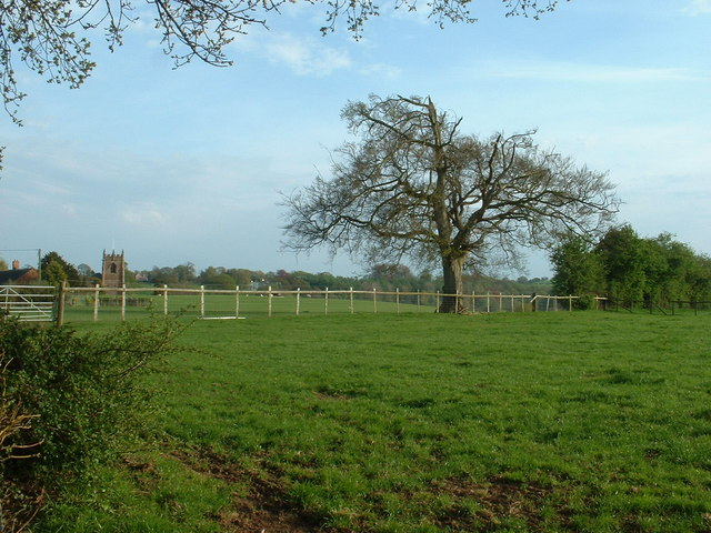 Farmland near Marbury