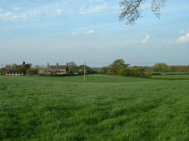 Cottages near Marbury