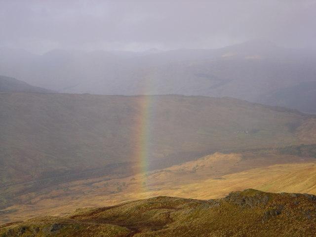 Rainbow (Glen Falloch)