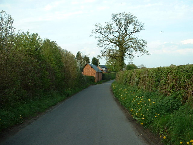 Mile Bank Road and Chinnel Farm