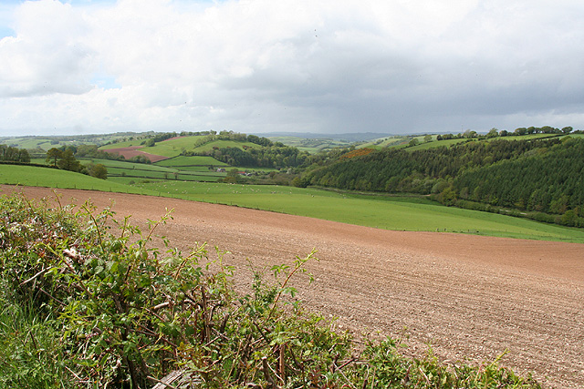 Bampton: near Whittenhays