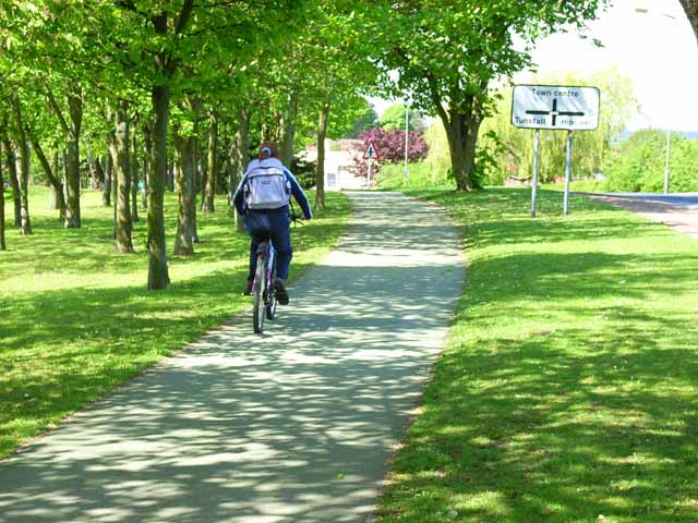 Cycle Track, Catterick Garrison