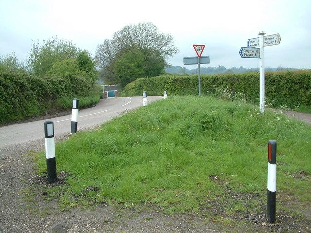 Seaton Junction, Devon