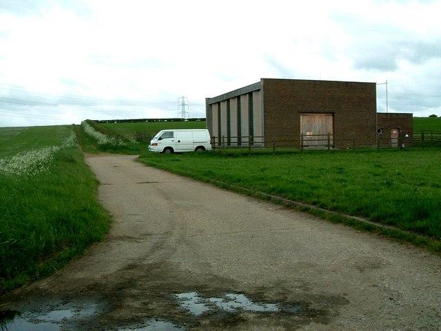 Pumping Station, Steppingley