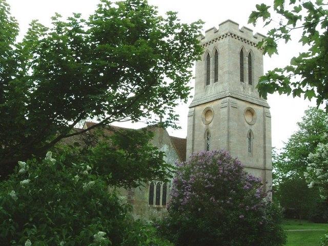 St. Peter, Milton Bryan