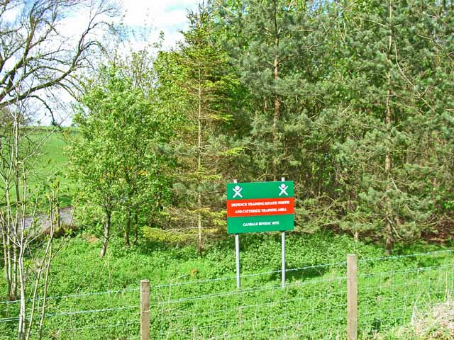 Gandale Bivouac Site