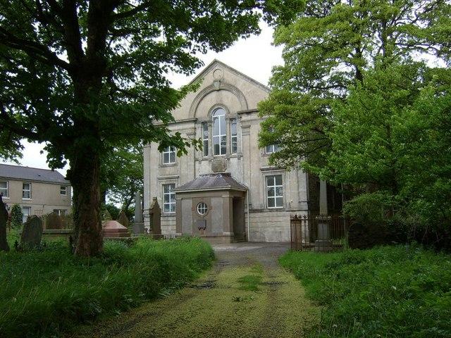 Mynydd-bach chapel