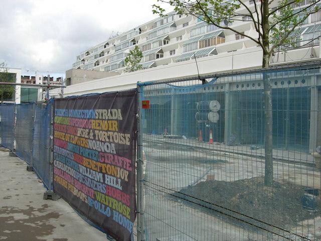 Brunswick Centre, Bloomsbury