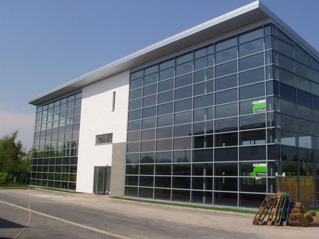 Mercury House Shrewsbury Business Park