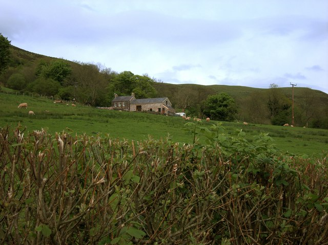 Gelli-onen farmhouse