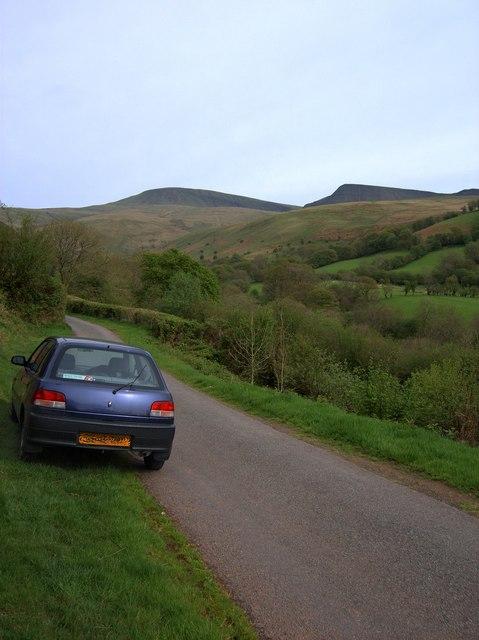 Sawdde Valley